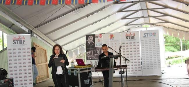 Atatürk'ü anma, Gençlik ve Spor Bayramı Göteborg'da kutlandı.