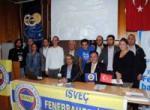 İsveç Fenerbahçeliler Derneği'nden sağduyulu kongre...