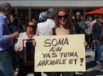 İsveç'te SOMA'yı andık.