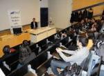 Başarılı Türk tecrübelerini Türk üniversitelilerle paylaştı