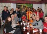 Stockholm Galatasaraylılar brunch'da buluştu