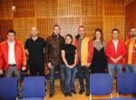 Stockholm Galatasaraylılar da 2'nci Ufuk Akalınlı dönemi başladı