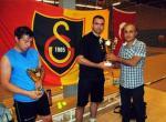 Galatasaraylılar turnuvaya doymuyor