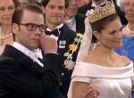Victoria ve Daniel gözyaşlarını tutamadılar