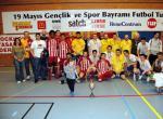 19 Mayıs Atatürk'ü anma Kupası Türkgücü'nün