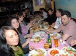 İsveç Fenerbahçelilerden balonun gizli kahramanlarına yemek