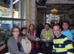 Fenerbahçeliler Dünya Kadınlar gününü kutladı.